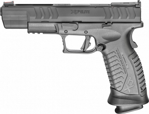 "Springfield XD-M Elite 5.25"" facing left"