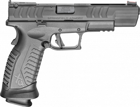 "Springfield XD-M Elite 5.25"" facing right"