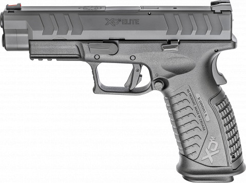 "Springfield XD-M Elite 4.5"" facing left"