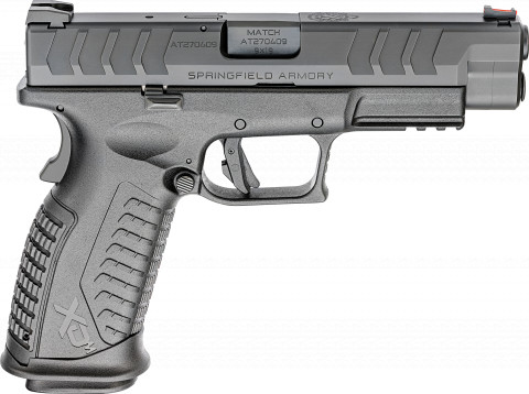 "Springfield XD-M Elite 4.5"" facing right"