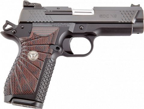 Wilson Combat EDC X9 facing right