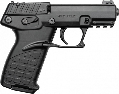 Kel-Tec P-17 facing right