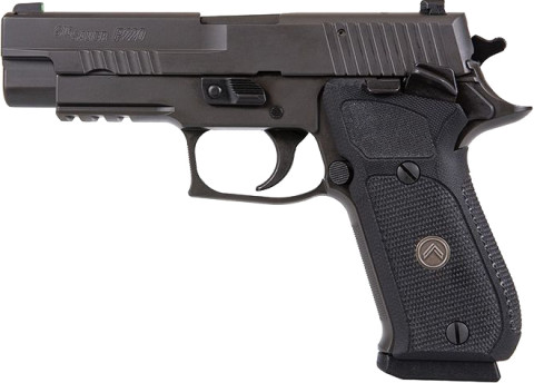 Sig Sauer P220 Legion Full Size 45ACP facing left