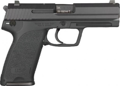 Heckler & Koch USP 45 facing right
