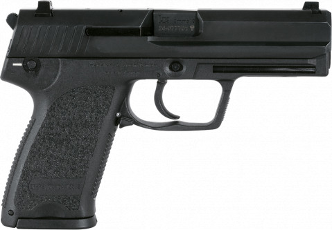 Heckler & Koch USP facing right
