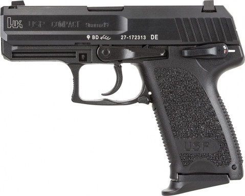 Heckler & Koch USP Compact facing left