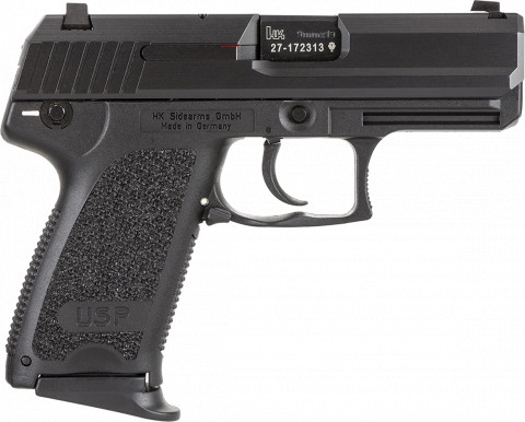 Heckler & Koch USP Compact facing right
