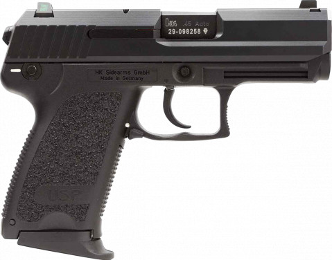 Heckler & Koch USP Compact 45 facing right