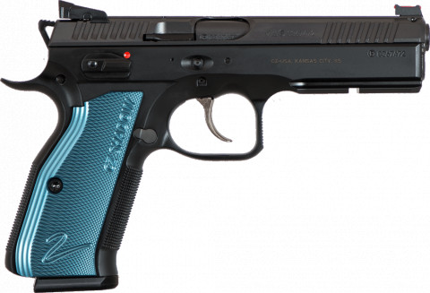 CZ AccuShadow 2 facing right