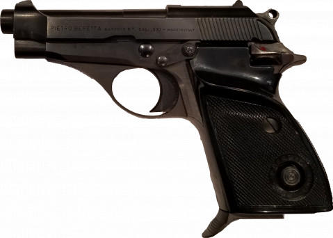 Beretta 70S facing left