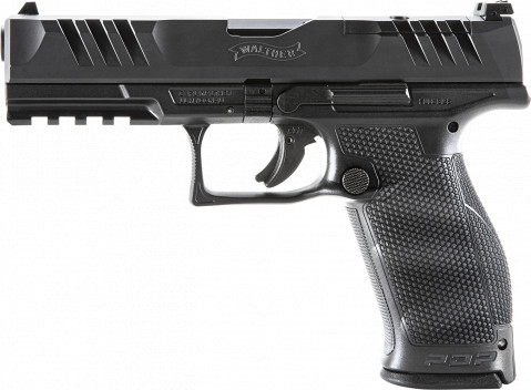 """Walther PDP Full Size 4.5"""" facing left"""