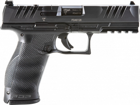 "Walther PDP Full Size 4.5"" facing right"