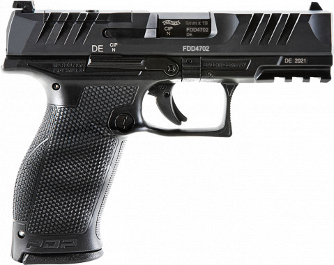 """Walther PDP Full Size 4"""" facing right"""