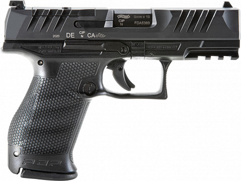 "Walther PDP Compact 4"" facing right"