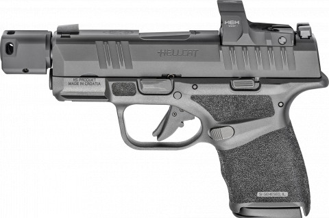Springfield Hellcat RDP facing left