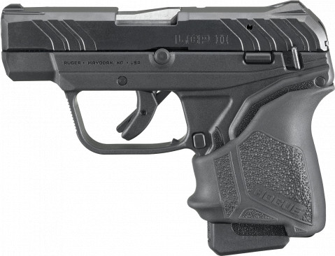 Ruger LCP II 22LR facing left