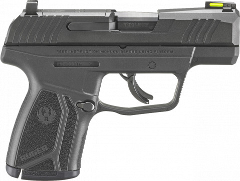 Ruger Max-9 facing right