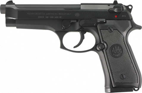 Beretta 92FS facing left
