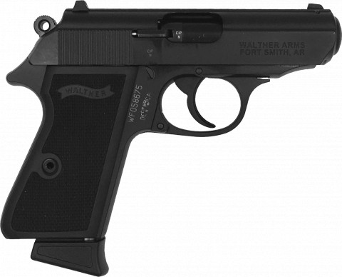 Walther PPK/s 22 facing right