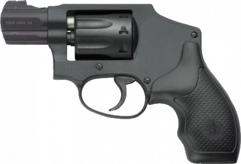 Smith & Wesson Model 43 C facing left
