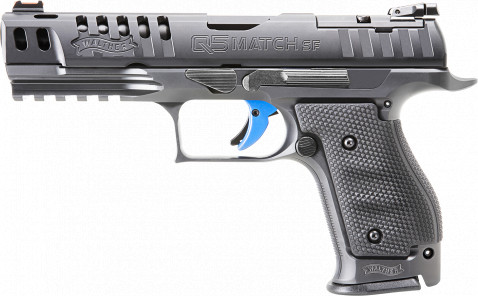 Walther Q5 Match SF facing left
