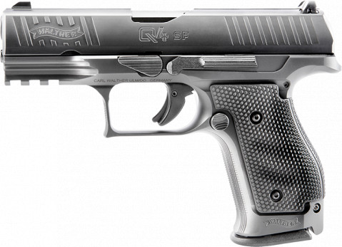 Walther Q4 SF facing left