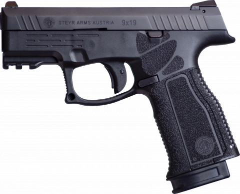 Steyr Arms C9-A2 MF facing left