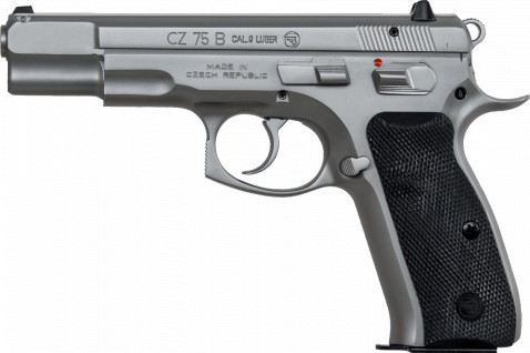 CZ 75 B facing left