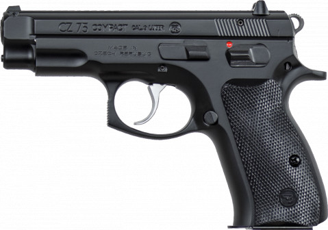 CZ 75 Compact facing left
