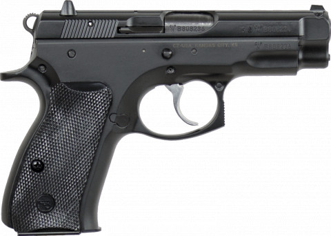 CZ 75 Compact facing right