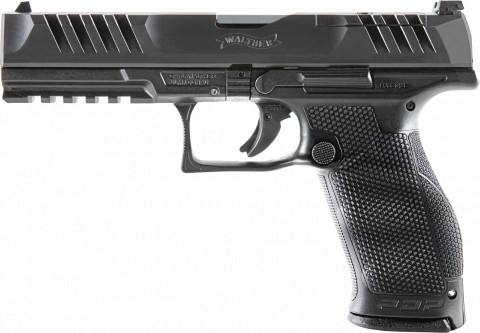 """Walther PDP Full Size 5"""" facing left"""