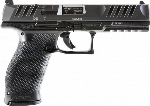 """Walther PDP Full Size 5"""" facing right"""