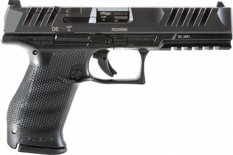 """Walther PDP Compact 5"""" facing right"""