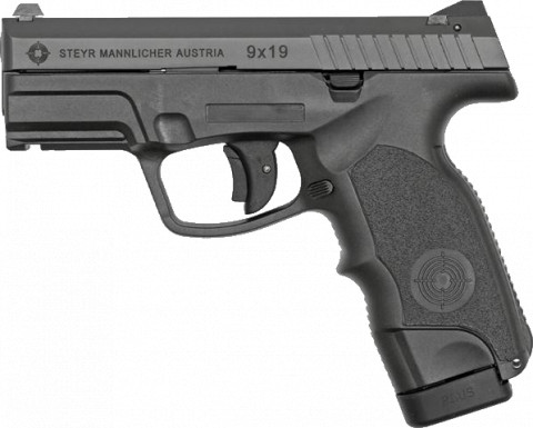 Steyr Arms C9-A1 facing left