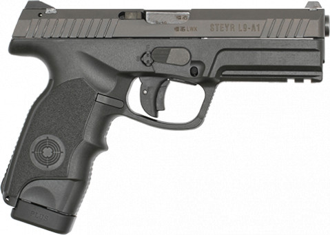 Steyr Arms L9-A1 facing right