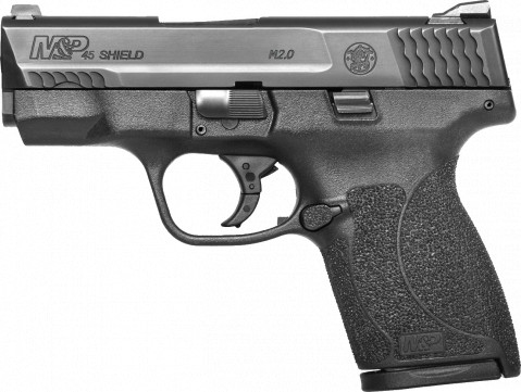 Smith & Wesson M&P 45 Shield M2.0 facing left