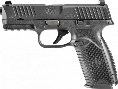 FN 509 facing left