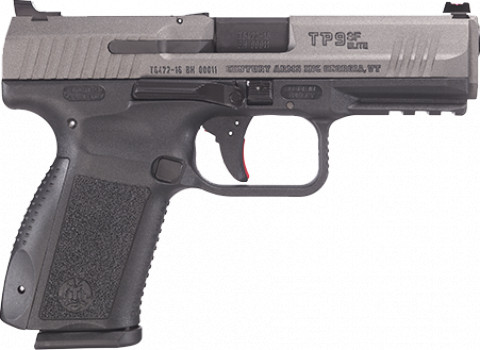 Canik TP9SF Elite facing right