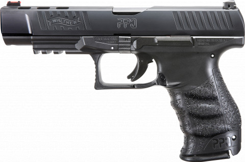 "Walther PPQ M1 5"" facing left"