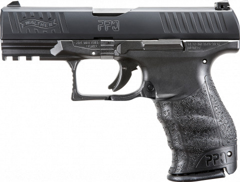 Walther PPQ M1 facing left