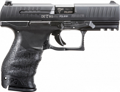 Walther PPQ M1 facing right
