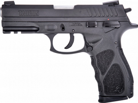 Taurus TH40 facing left