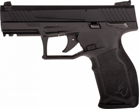 Taurus TX22 facing left