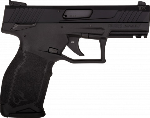 Taurus TX22 facing right
