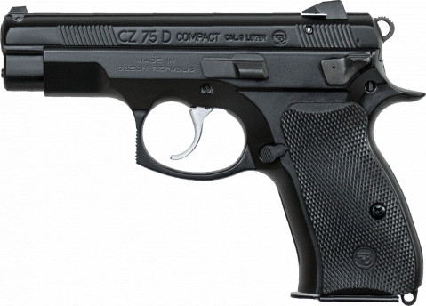 CZ 75D PCR Compact facing left