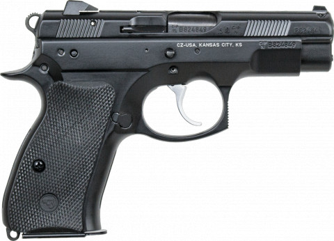 CZ 75D PCR Compact facing right