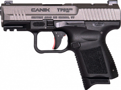 Canik TP9 Elite SC facing left
