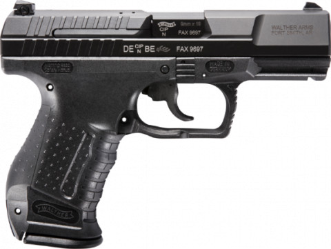 Walther P99 AS facing right