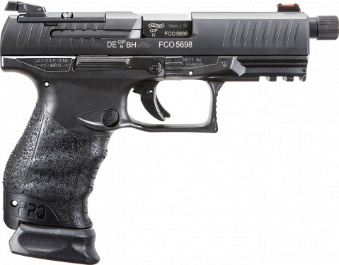 Walther PPQ Q4 Tac M2 facing right