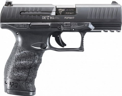 Walther PPQ 45 facing right